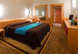 Valgrande Hotel in Vogogna, Doppelzimmer (Zimmerbeispiel)
