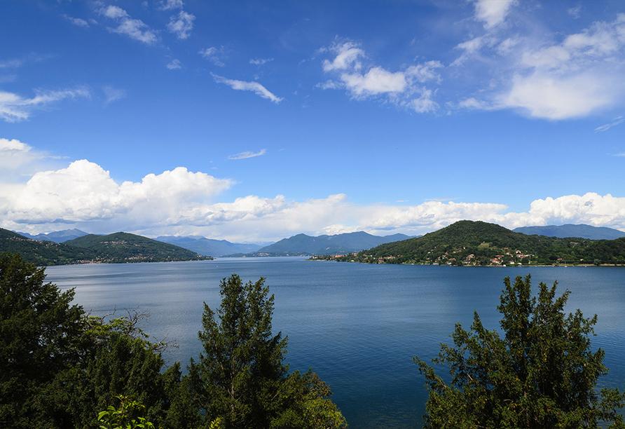 Valgrande Hotel in Vogogna, Lago Maggiore