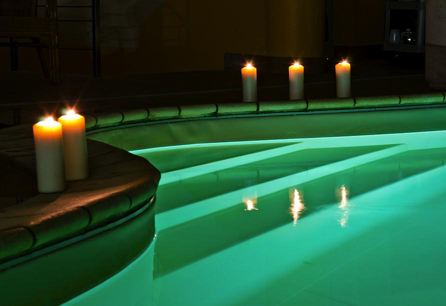 Valgrande Hotel in Vogogna, Pool