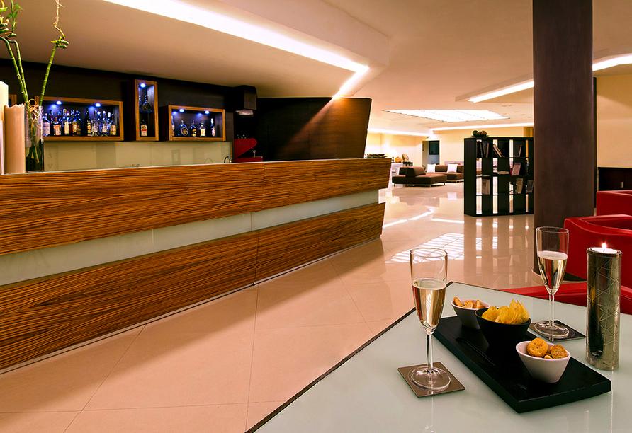 Valgrande Hotel in Vogogna, Bar