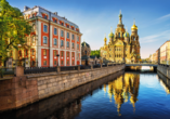 MSC Musica, St. Petersburg Blutskirche