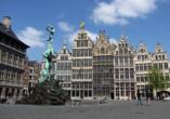 MS Artania, Antwerpen