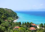 Entdeckerreise Chalkidiki, Afytos