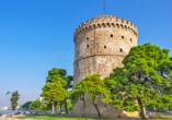 Entdeckerreise Chalkidiki, Weißer Turm von Thessaloniki