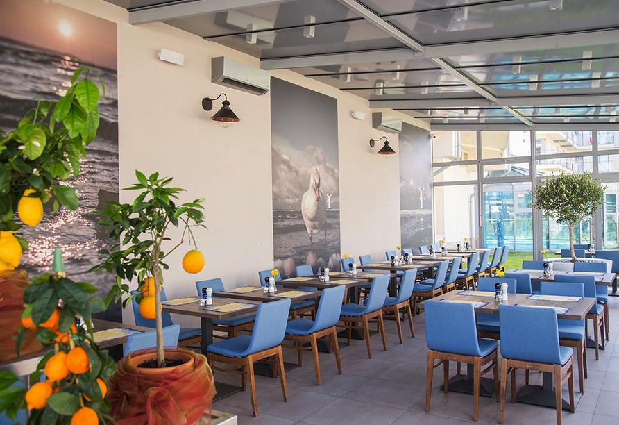 Avangard Resort in Swinemünde, Restaurant
