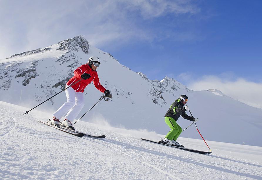 Post Hotel St. Valentin, Ski