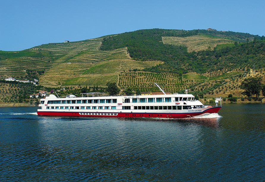 MS Douro Cruiser, Außenansicht