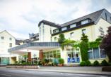 Das Hotel Deutscher Hof begrüßt Sie in Trier.