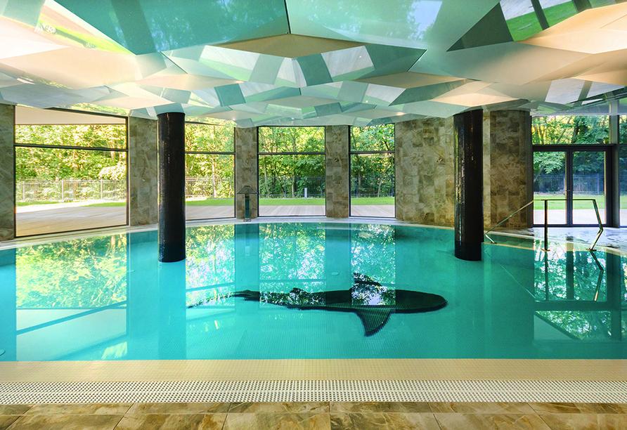 Diune Resort Kolberg, Hallenbad