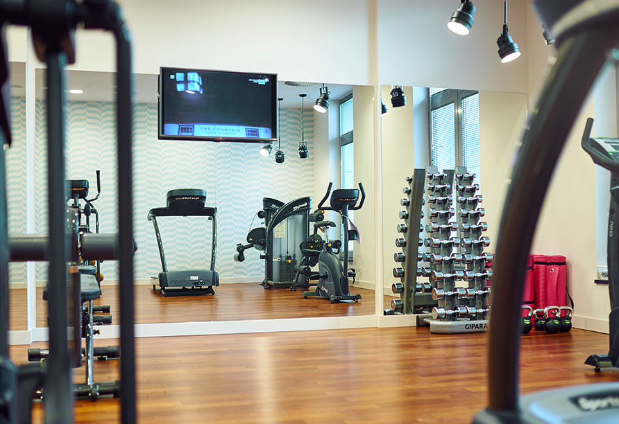 Diune Resort Kolberg, Fitnessraum