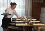 Entdeckerreise Dubai und Abu Dhabi, Restaurant