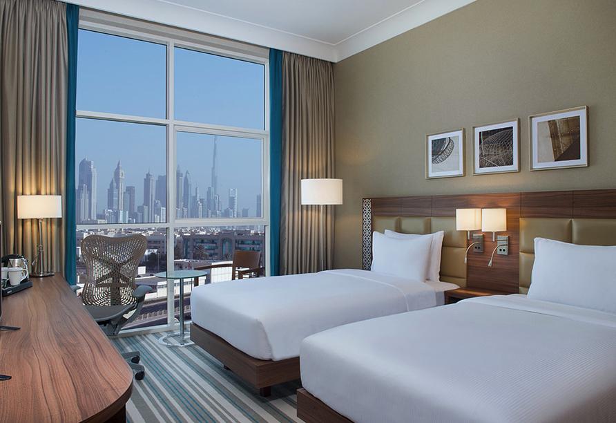 Entdeckerreise Dubai und Abu Dhabi, Beispiel Doppelzimmer