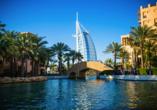 Entdeckerreise Dubai und Abu Dhabi, Burj Al Arab