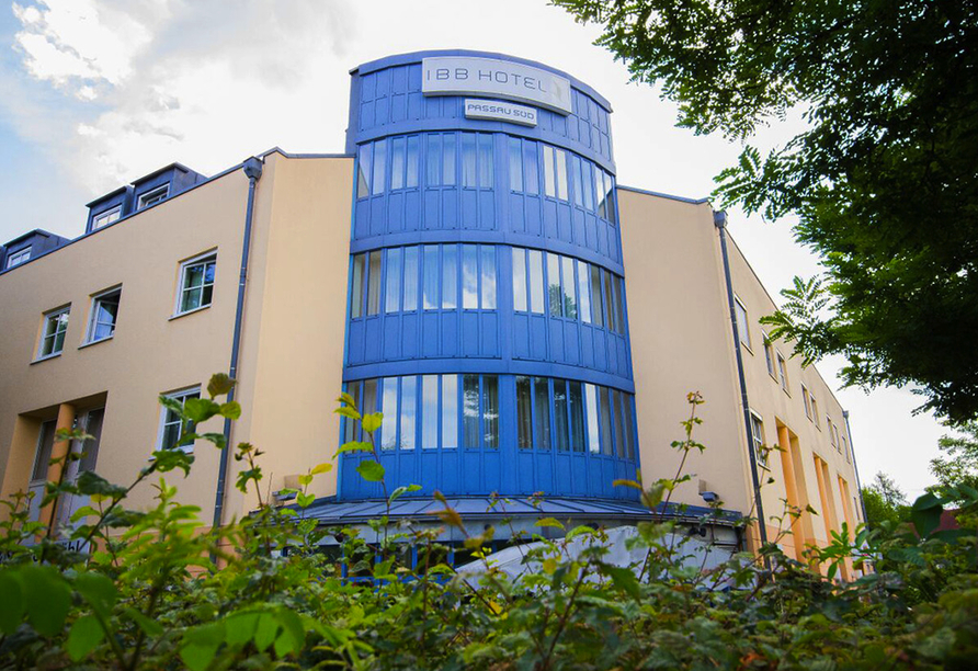 DCS Amethyst, Beispielhotel in Passau