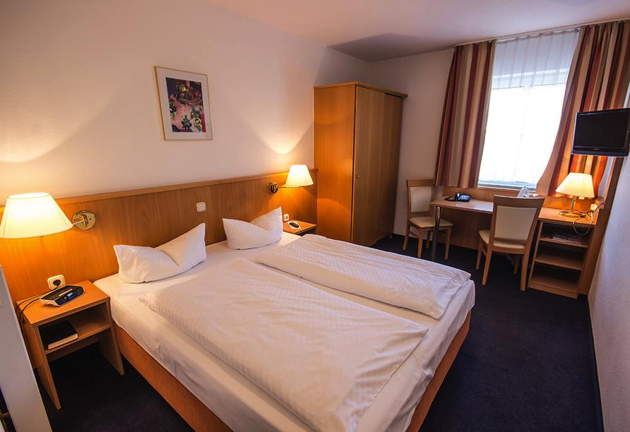 DCS Amethyst, Zimmerbeispiel in Passau