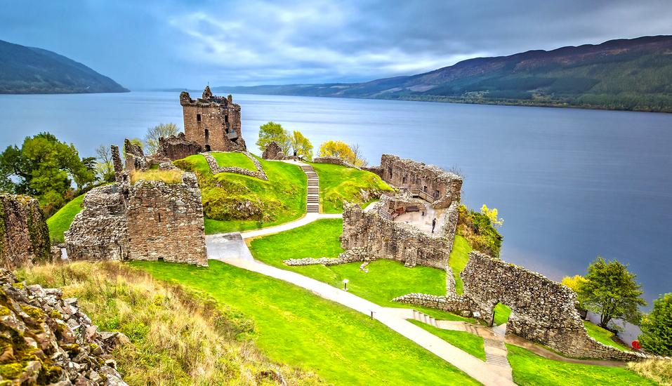 Kurzreise Schottland, Loch Ness