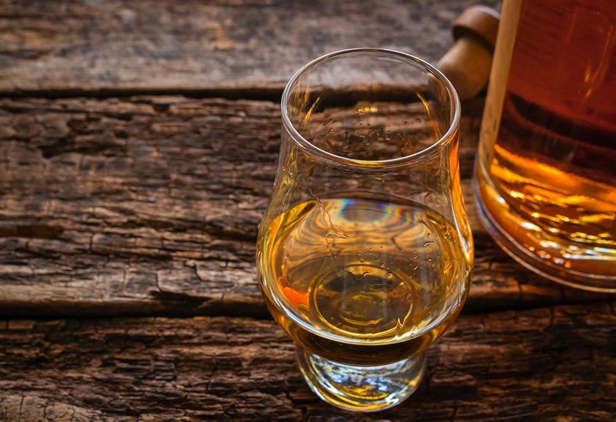 Kurzreise Schottland, Whisky