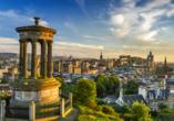 Kurzreise Schottland, Edinburgh
