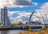 Kurzreise Schottland, Glasgow