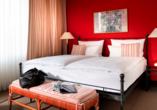 Hotel Elbflorenz in Dresden, Zimmerbeispiel