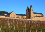 Hoteltraube in Rüdesheim, Abtei St. Hildegard