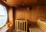 MS Belvedere, Sauna