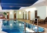 Best Western Macrander Hotel Dresden, Innenpool