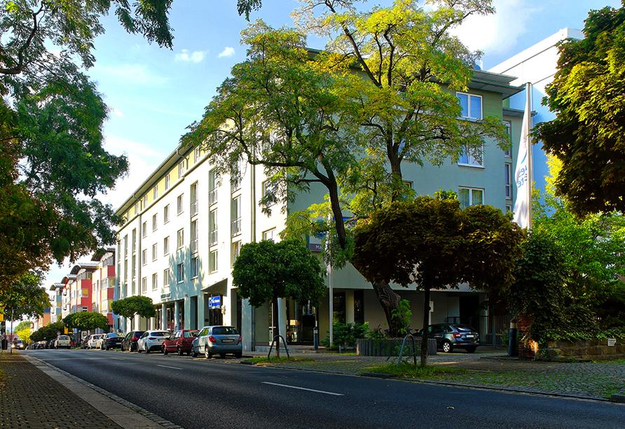 Best Western Macrander Hotel Dresden, Außenansicht