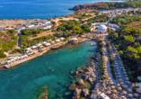 Hotel Oceanis Park in Ixia, Rhodos, Griechenland, Kalithea