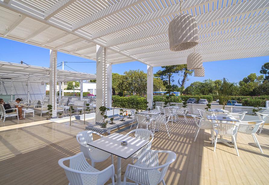 Hotel Oceanis Park in Ixia, Rhodos, Griechenland,