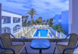 Hotel Oceanis Park in Ixia, Rhodos, Griechenland, weiterer Pool