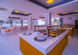 Hotel Oceanis Park in Ixia, Rhodos, Griechenland, Restaurant