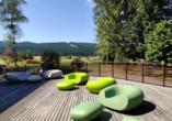 Linta Hotel Wellness & Spa in Asiago Trentino-Südtirol, Sonnenterrasse