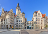 Victor's Residenz Hotel Leipzig, Rathaus