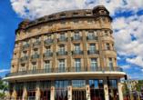 Victor's Residenz Hotel Leipzig, Außenansicht