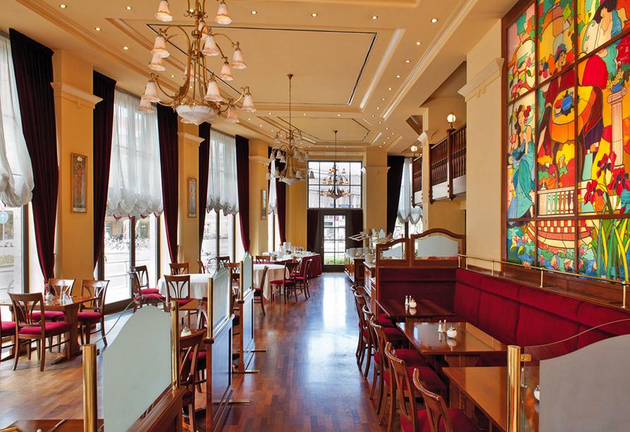 Victor's Residenz Hotel Leipzig, Restaurant