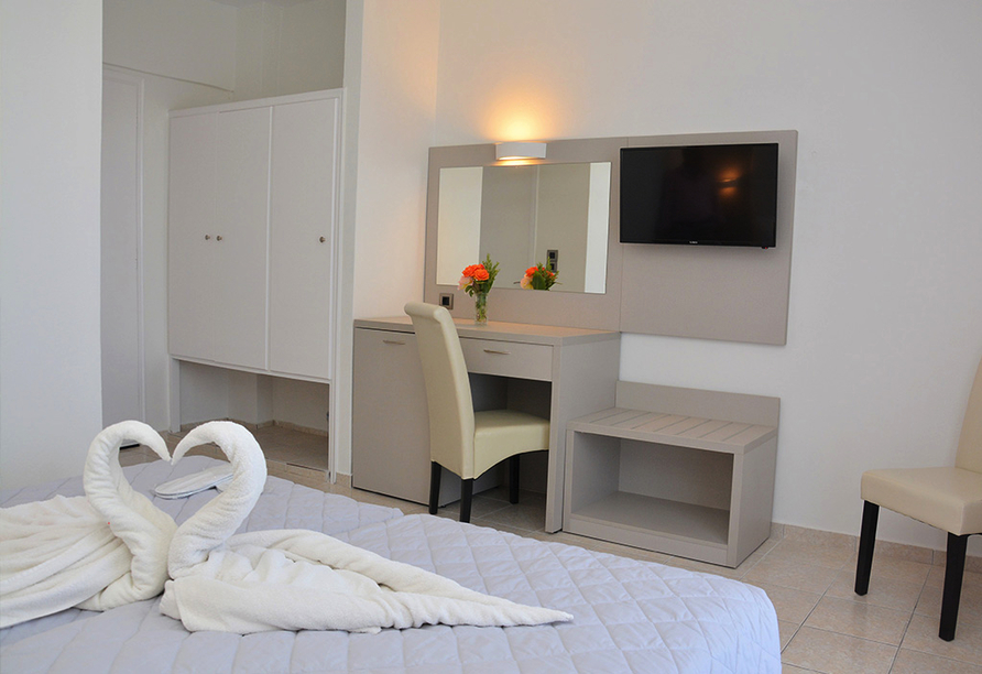 Hotel Costa Angela in Lambi, Zimmerbeispiel