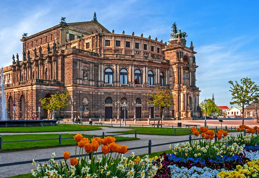 Wyndham Garden Dresden, Semperoper