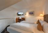 Best Western AHORN Hotel Oberwiesenthal, Beispiel Maisonette Studio
