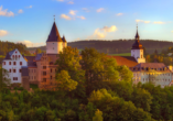 Best Western AHORN Hotel Oberwiesenthal, Schloss Schwarzenberg