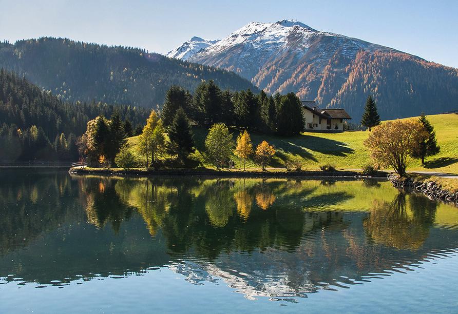 Central Sporthotel in Davos, Davoser See