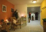 Central Sporthotel in Davos, Wellnessbereich