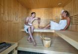 MS Primadonna, Sauna
