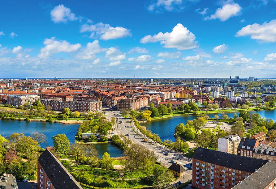 Kurzreise Dänemark, Kopenhagen