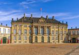 Kurzreise Dänemark, Amalienborg