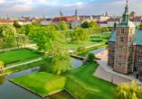 Kurzreise Dänemark, Schloss Roseborg