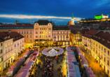 MS VistaStar, Weihnachtsmarkt Bratislava
