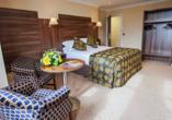 Rundreise Nordirland, Doppelzimmer eines Beispielhotels
