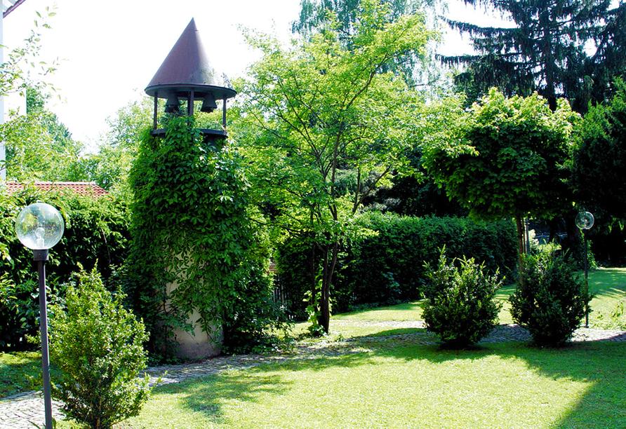 Morada Hotel Bad Wörishofen, Garten