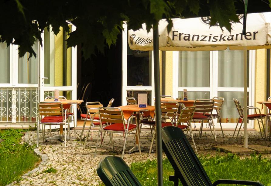 Morada Hotel Bad Wörishofen, Terrasse